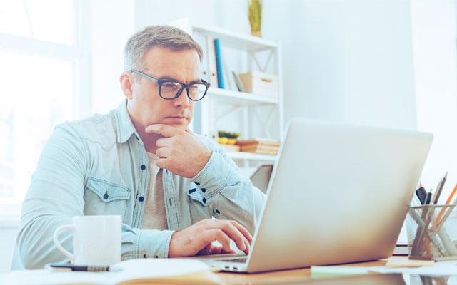 Transformación digital en empleados de más de 45 años